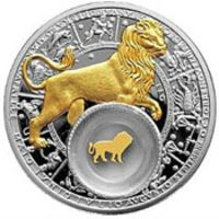 Аверс монеты «Лев»
