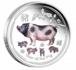 Монета Год Свиньи-19